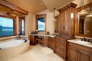 western bathroom designs brasada ranch style homes transitional bathroom