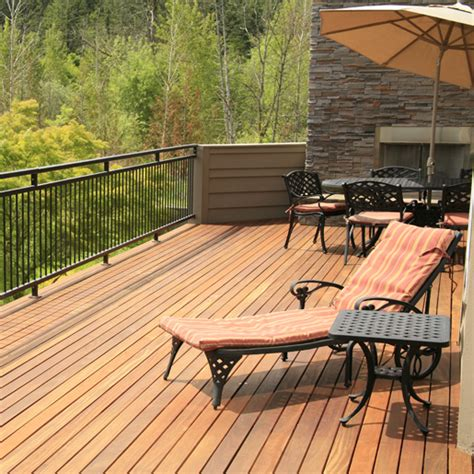 cumaru  deck boards brazilian teak hardwood decking