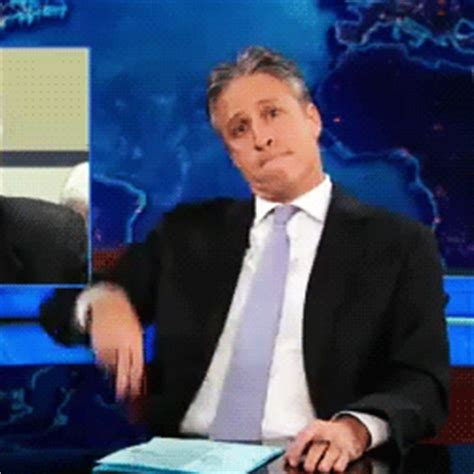 host gif jon stewart show gif find share on giphy