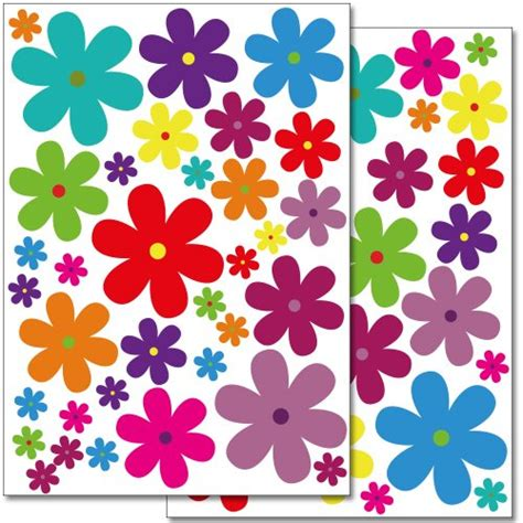 Mini Aufkleber Blumen by Wandsticker Blumen Onlineshop Mit G 252 Nstigen Preisen