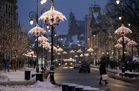 el sabor de la navidad en varsovia