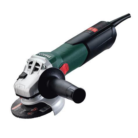 Angle Grinder 570 W Iwara metabo w9 115 115mm angle grinder 240v