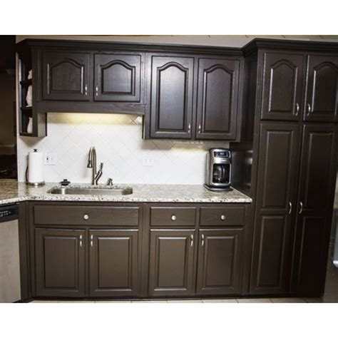 Kitchen Cabinets Kits by Nuvo Cabinet Paint Cocoa Couture Kit Redposie