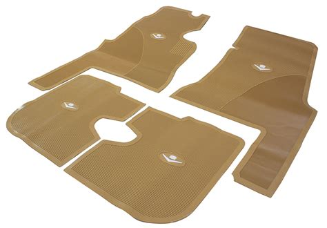Cadillac Floor Mats by 1959 60 Cadillac Floor Mats Original Style Rubber 4 Door