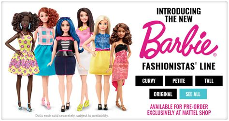 New To Le Fashionistacom Kidviskous by Brandchannel The Doll Evolves Big And Mattel