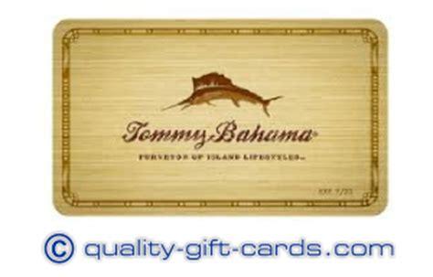 Tommy Bahama Gift Card - tommy bahama gift card lamoureph blog