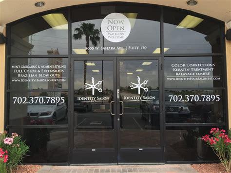 front door to identity hair salon las vegas yelp