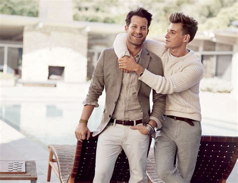 jeremiah brent banana republic s spring caign gives us the warm and