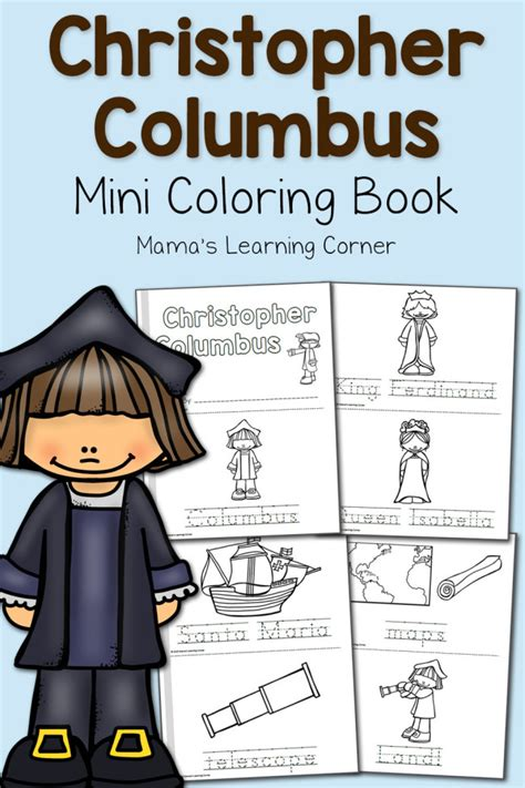 christopher columbus biography for middle school free christopher columbus coloring pages free homeschool