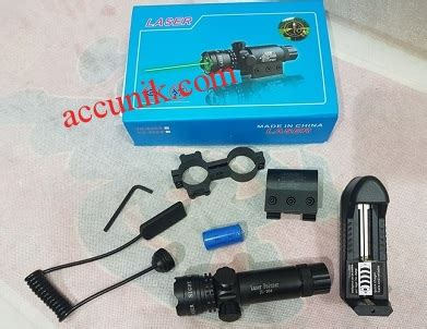Green Laser Scope Spike Laser Hijau Senapan laser hijau senapan laser scope green 304 jual stungun