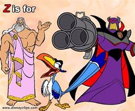 z disney disney character names beginning with the letter z the