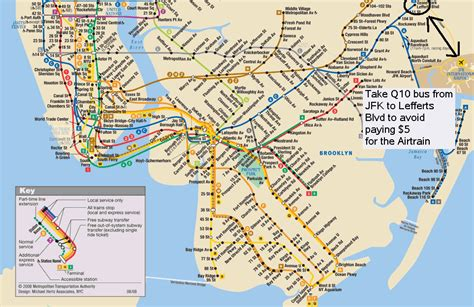How To Read New York Subway Map by New York Subway Map Newhairstylesformen2014 Com