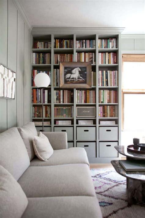 built  ikea billy bookcase hack  beautiful mess