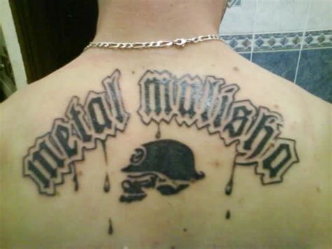 metal mulisha tattoos metal mulisha shane s style