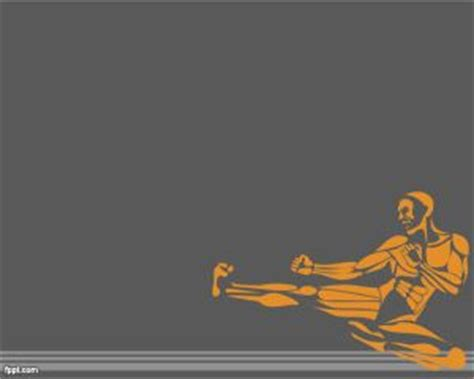 themes powerpoint sport self defense powerpoint