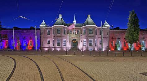 dts illuminazione srl sparta stadium revs its facade lighting with helios
