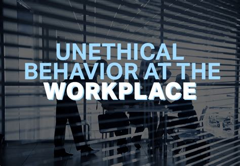 ways to address unethical behavior business adviser
