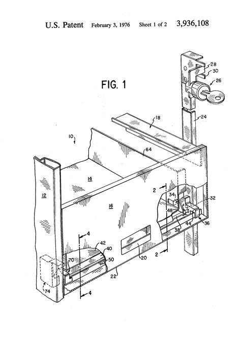Filing Cabinet Drawer Locking Mechanism ? Cabinets Matttroy