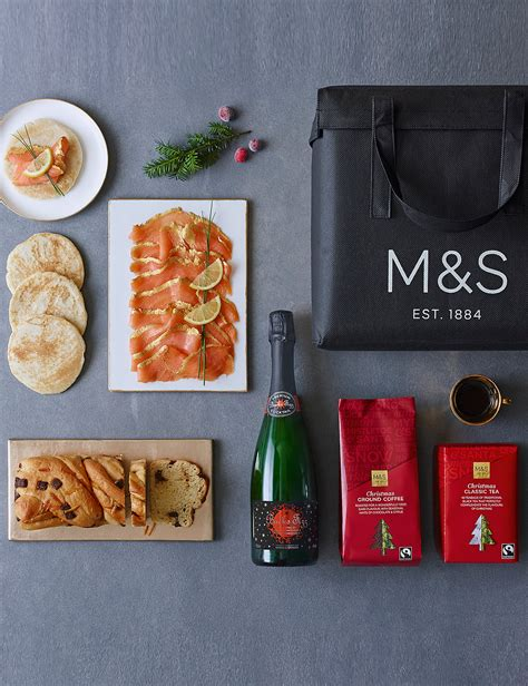 marks and spencer uk gift baskets hers food gifts for special occasions