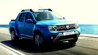 Dacia Duster Pickup New Rendering Released Autoevolution » Home Design 2017