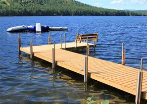 Plans To Make A Storage Bench by Stationary Wood Docks Boat Docks