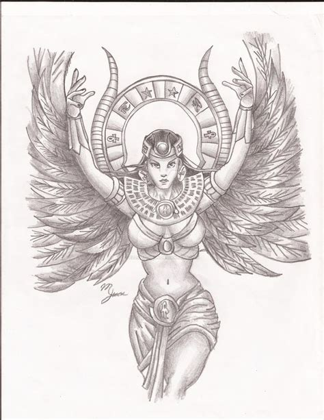 egyptian goddess tattoos 25 best ideas about on goddess