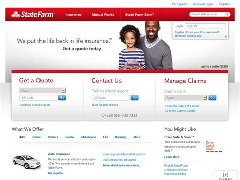Car Insurance Quotes State Farm   Quote