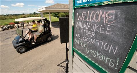 Mba Bar Association by Milwaukee Bar Hosts Annual Golf Outing Photo Slideshow