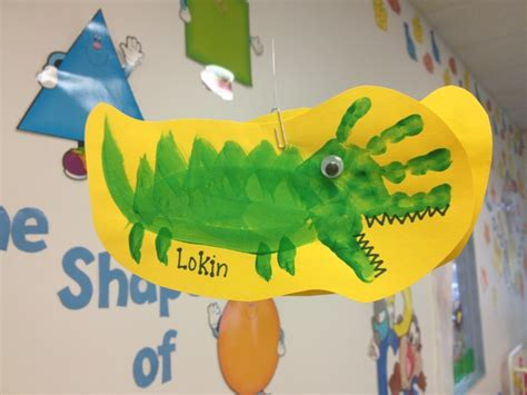 alligator crafts for 13 best images about alligator alligator on