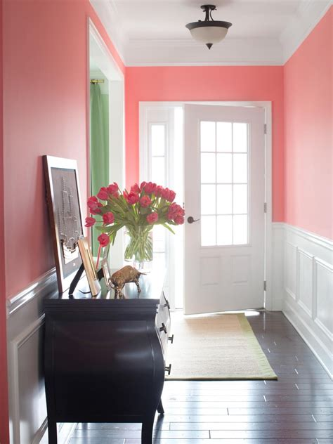 color planning for interiors pops of pink in every room yes