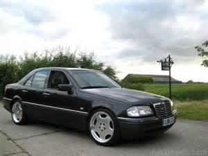 Mercedes W202 W202 Mercedes C180 Diesel Automatic Only 63000 Km 181901