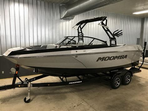 premier boats gun lake 2018 moomba max wakeboard surf tow boat for sale in