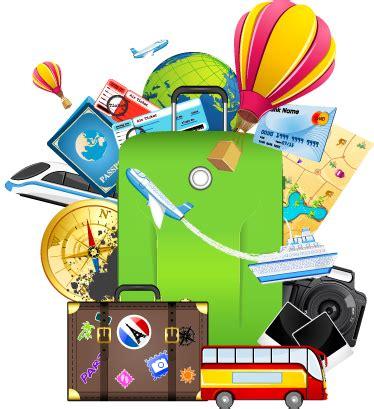imagenes png viajes vinilo decorativo maleta de viaje tenvinilo