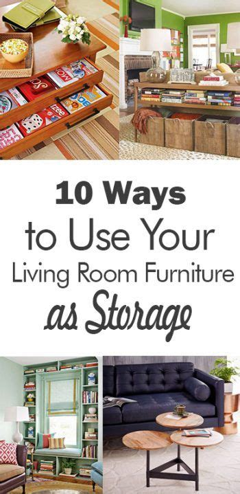 Organizing Living Room Furniture 1000 Images About Organizing Ideas On Pinterest Storage Ideas Organized Pantry And How To