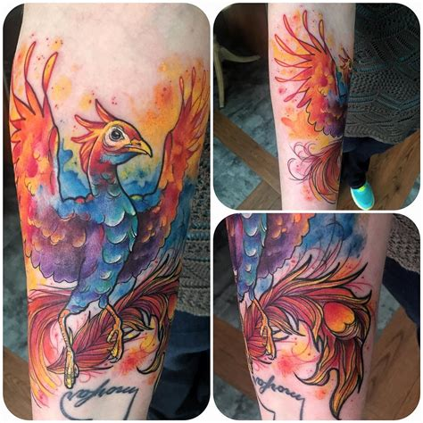 level up tattoo rises watercolour level up studio