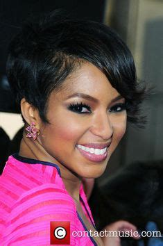 alicia quarles new hair cut perrucchiere on pinterest malinda williams short cuts