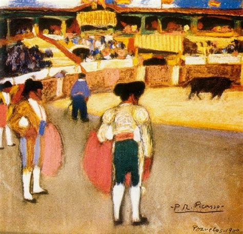 picasso paintings bullfight 17 best images about cora 199 195 o toureiro on
