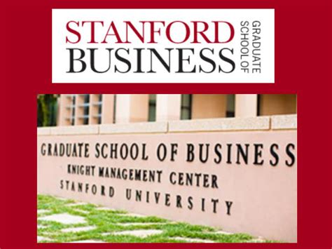Mba Stanford Books by Stanford Strips Away A Graduate S Mba Degree