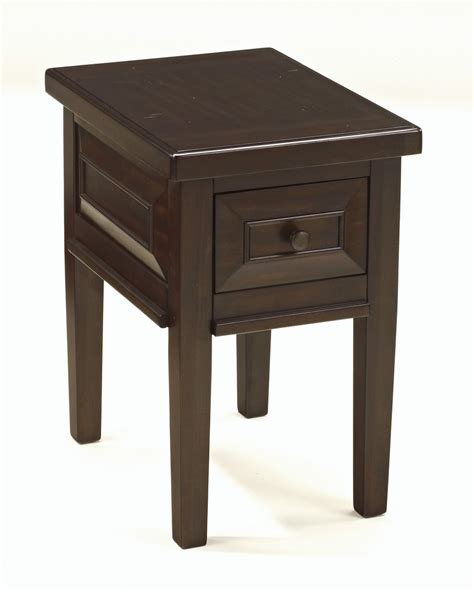 ashley accent tables ashley hindell park chair side end table ashley t695 7 at