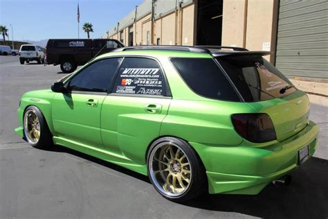 green subaru hatchback team hybrid green subaru wrx wagon cars jdm