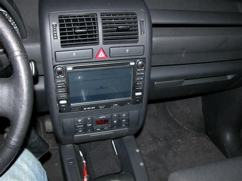 Audi A2 Radio by Navigationsystem 2 Din Radio In Audi A2 Hifi