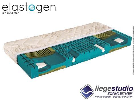 elastica matratzen elastica matratzen liegestudio sonnleitner matratzen
