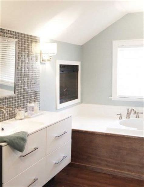 sherwin williams rainwashed bathroom 87 best images about interior paint colors on pinterest
