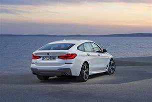 Bmw 6 Series 2018 Bmw 6 Series Gran Turismo Officially Debuts 640i Gt