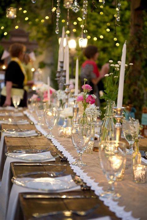 Hochzeitsdeko Ideen by Vintage Tischdeko Zur Hochzeit 100 Faszinierende Ideen