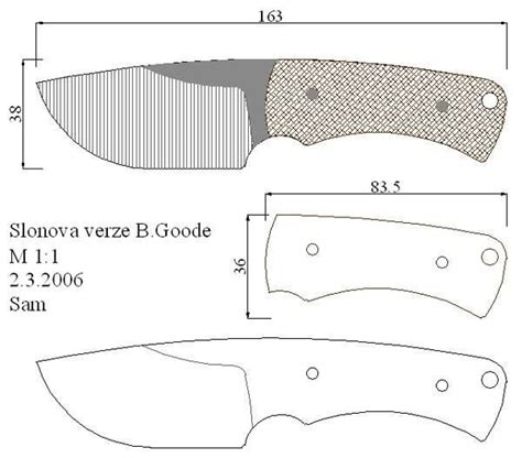 printable knife templates 850 best images about facas kukri knifes on pinterest