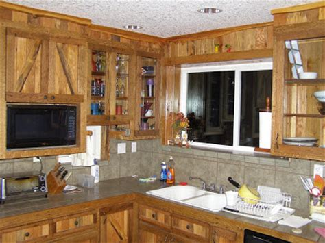 Kitchen Cabinets Made Out Of Pallets Cherish Earth Project Pallet Wood Cabinetry