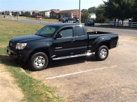 2005 Toyota Tacoma Extended Cab For Sale Purchase Used 2005 Toyota Tacoma Base Extended Cab