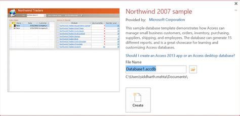 Microsoft Access Report Templates