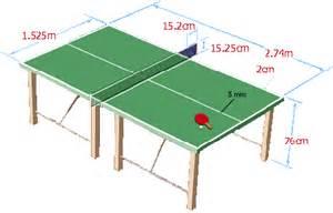 choisir une table de ping pong lorsque le tennis de